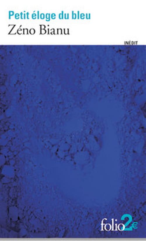 Zéno Bianu : le bleu est bien plus qu'une couleur