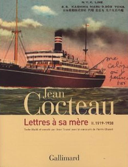 Relire les lettres de Jean Cocteau à sa mère : un baume, un onguent