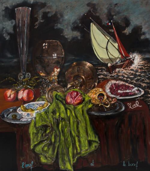 Jan Van Imschoot : ceci n'est pas une soupe