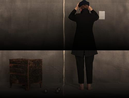 « Pas moi » : Cluca et le portrait