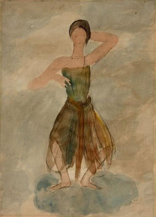Auguste Rodin – Dessins et aquarelles