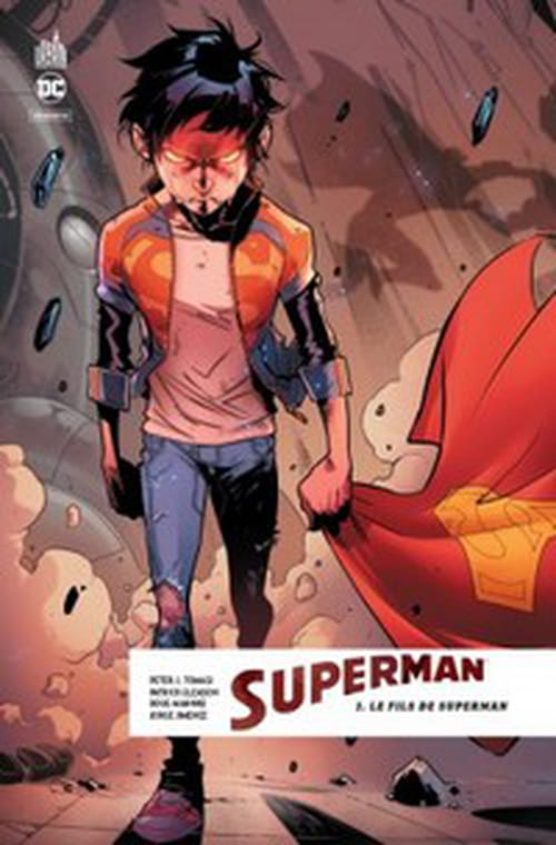 Superman Rebirth, tome 1 – Le Fils de Superman