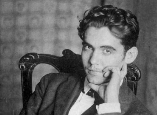 Éphéméride - 19 août 1936: Federico Garcia Lorca est fusillé