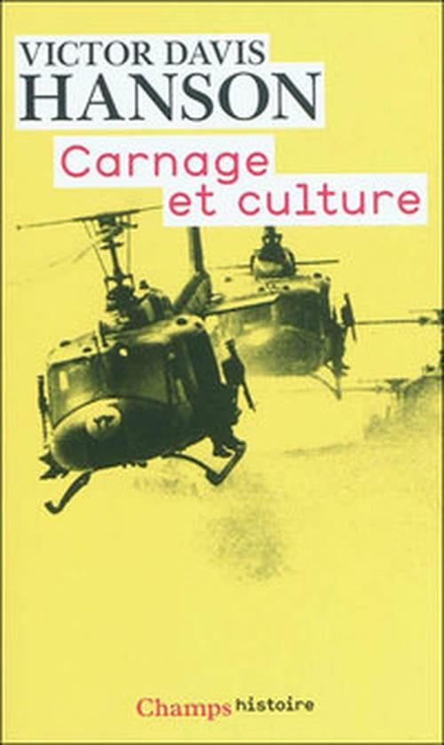 """""""Carnage et culture"""", Des causes culturelles à la supériorité de l'Occident"""