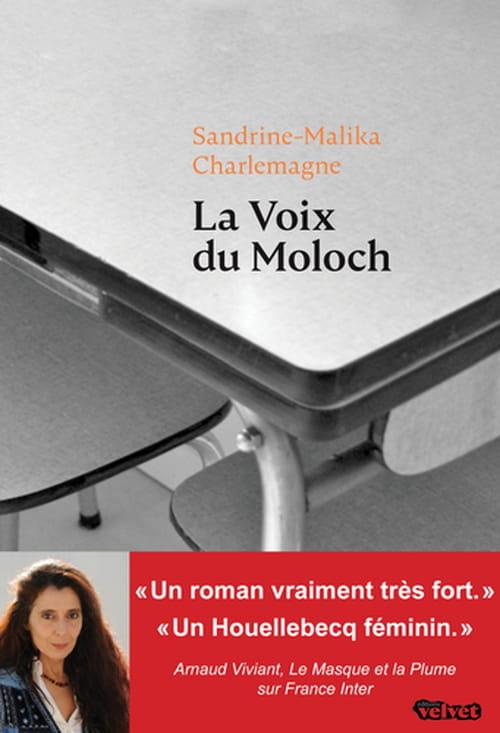 La voix du Moloch par Sandrine-Malika Charlemagne