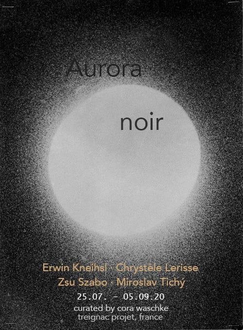 Chrystèle Lerisse et la lumière du noir