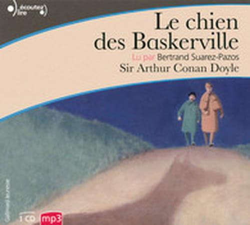 """""""Le chien des Baskerville"""", lu par Bertrand Suarez-Pazos"""