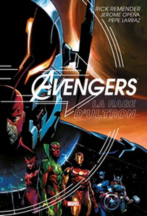 Avengers : la Rage d'Ultron