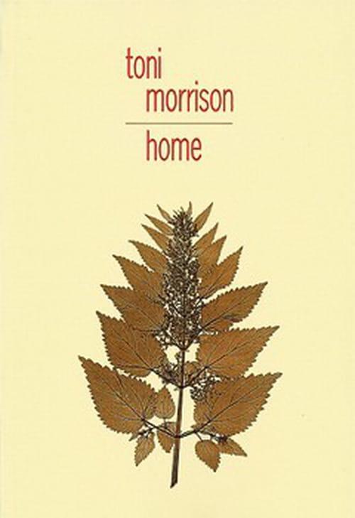 """Toni Morrison et """"Home"""" : l'authentique retour chez """"soi"""", un roman plein de poésie et d'humanité"""