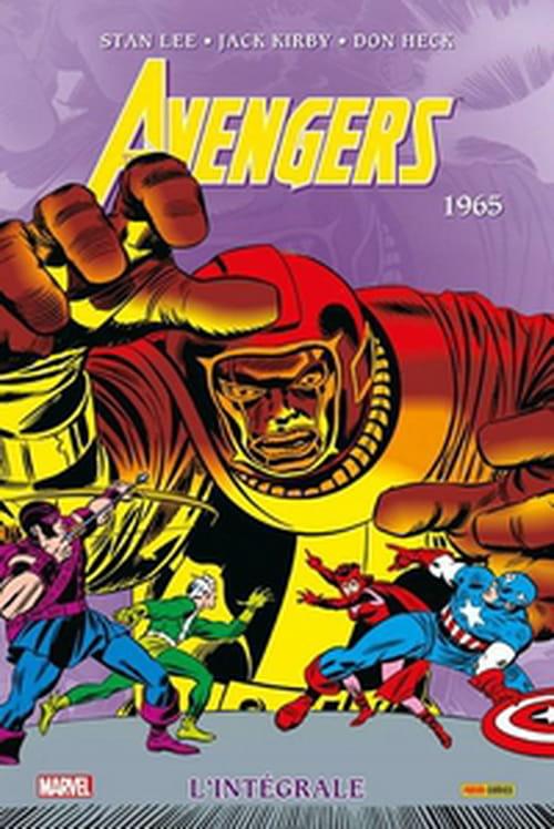 Avengers - l'intégrale 1965