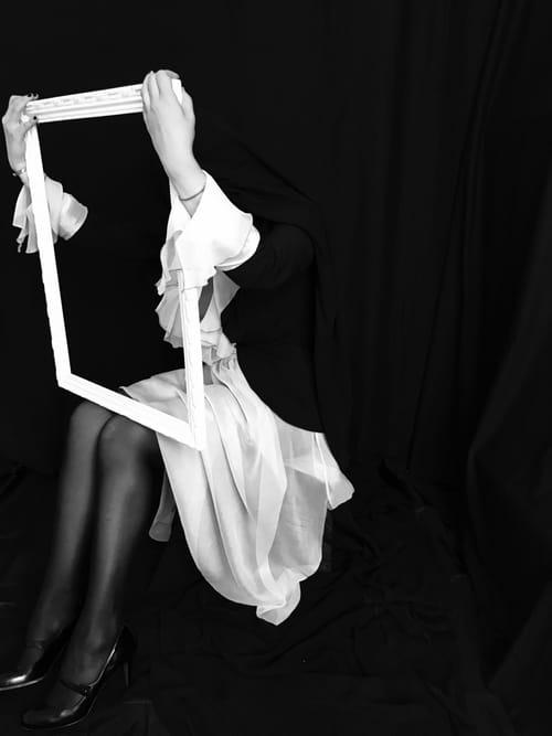 L'image du silence : Sylvie Aflalo
