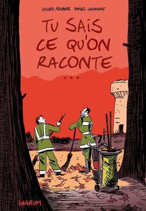 Casanave et Rochier: Tu sais ce qu'on raconte…
