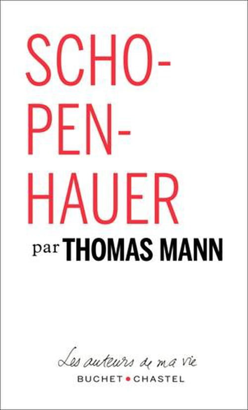 Thomas Mann & Schopenhauer font la nique à la souffrance du monde