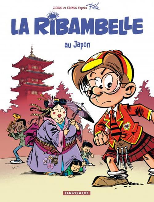 La Ribambelle découvre les sushis au pays du sushi.