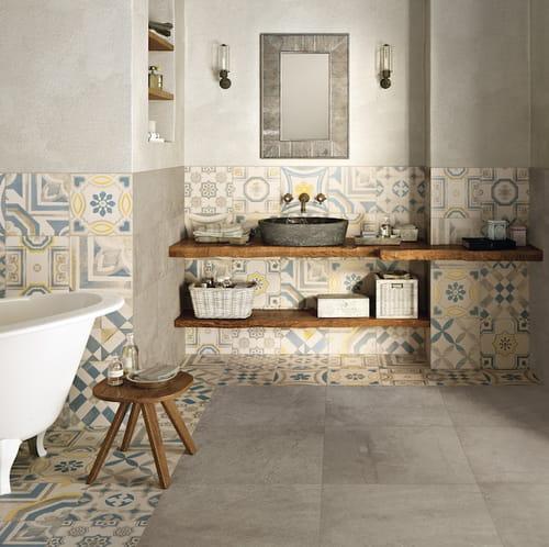 Mattonelle bagno stile antico foto bagno stile antico moderno de r d m srl bagno antico di - Bagni stile antico ...
