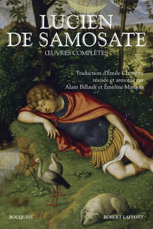 Oeuvres complètes de Lucien de Samosate : Cosmicomique !