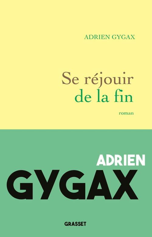 Le retour vers le futur d'Adrien Gygax