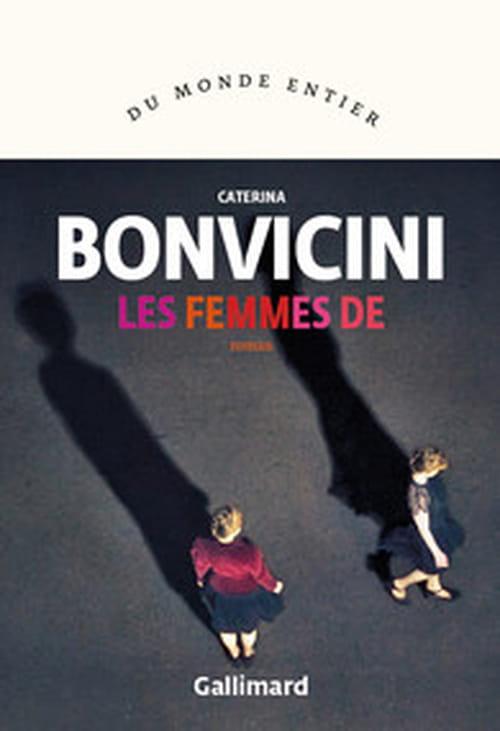 Les sept femmes de Caterina Bonvicini
