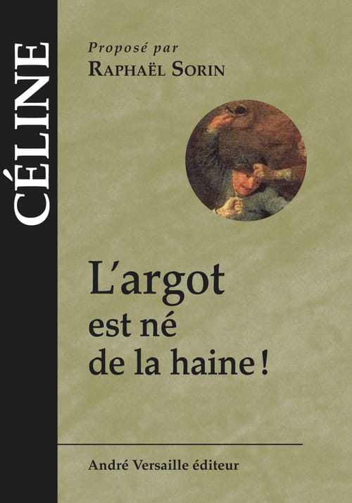 Louis-Ferdinand Céline : Merdre alors !