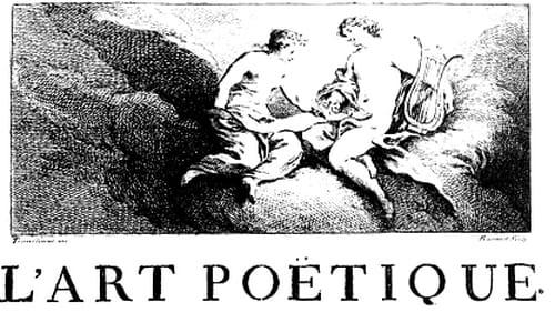 L'Art poétique de Boileau. Résumé