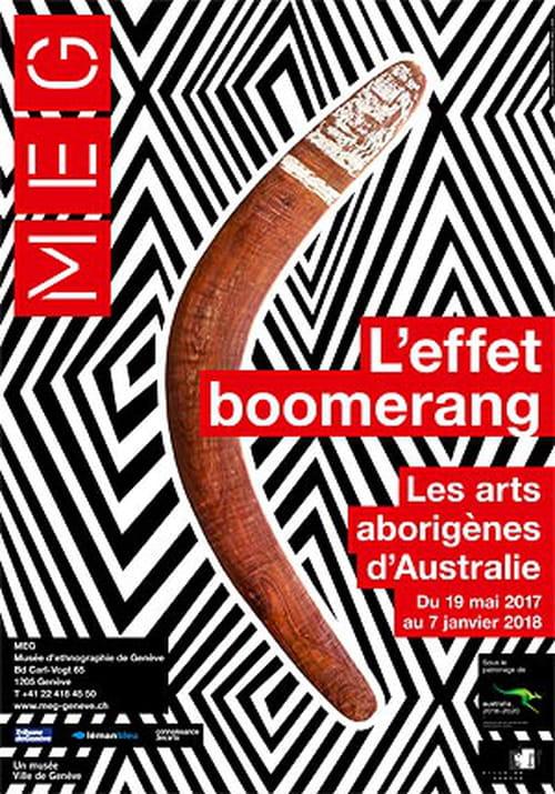 L'effet boomerang: les arts aborigènes d'Australie présentés au MEG de Genève