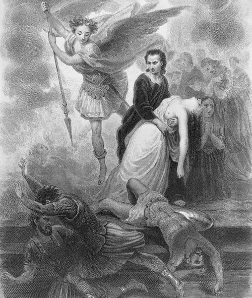 Les Martyrs, de Chateaubriand : Résumé