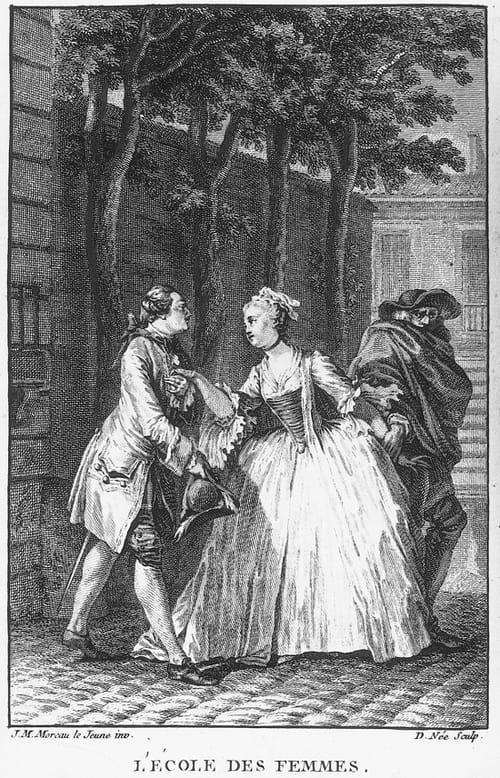 L'École des femmes de Molière : Résumé