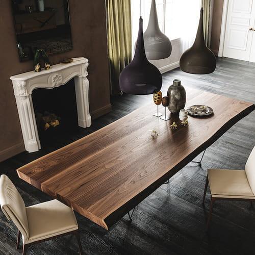 Case moderne interni chic for Arredamento legno naturale
