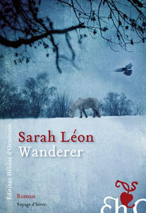 """Sarah Léon, """"Wanderer"""", le marcheur, d'après un lied de Schubert"""