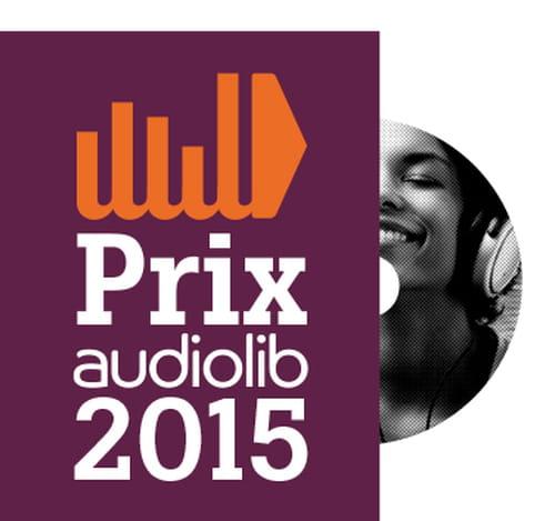 Les 5 finalistes du Prix Audiolib 2015