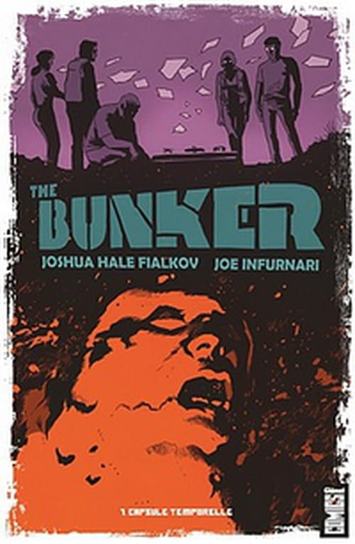 The Bunker, tome 1 – Capsule temporelle