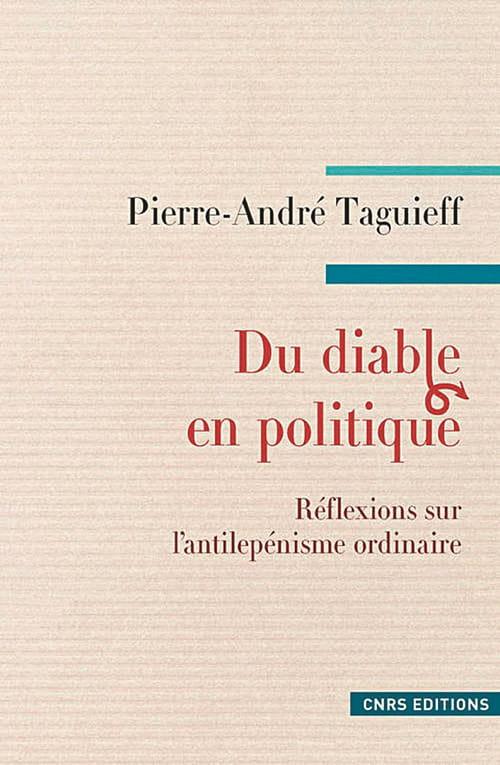 """""""Le diable en politique"""", la démystification"""