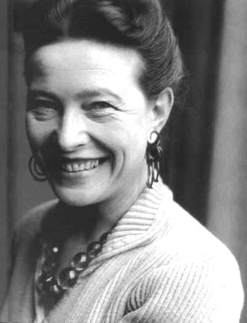 Simone de Beauvoir : Biographie