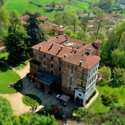 Castello di pralormo i tulipani gli chef le segrete stanze - Parco mamma anna cucine ...