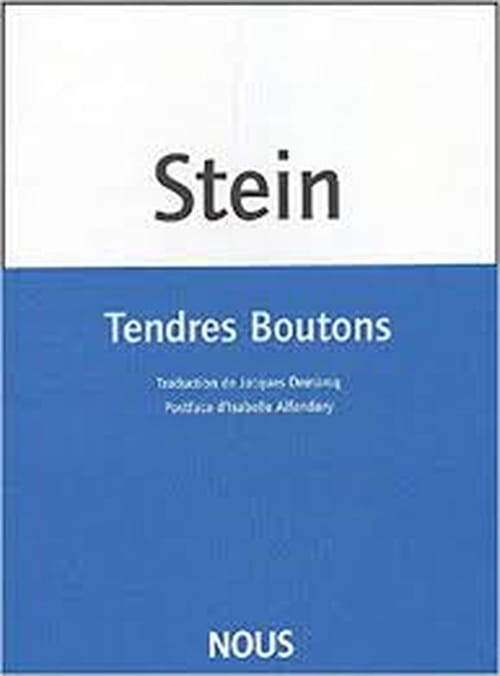 Gertrud Stein : colline de personne