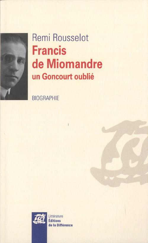 Francis de Miomandre : La machine à écrire vivante