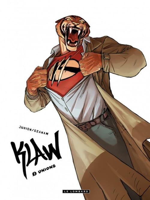Klaw, 3 : le retour du tigre