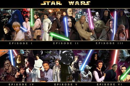 Dans quel ordre regarder les star wars - Purger les radiateurs dans quel ordre ...