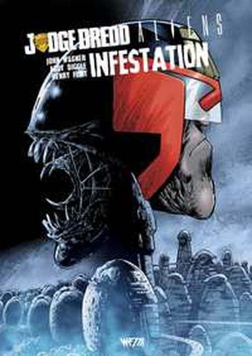 Judge Dredd / Aliens, tome 1 – Infestation