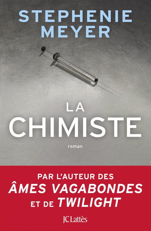 La chimiste.. débuts réussis dans le polar pour Stephenie Meyer