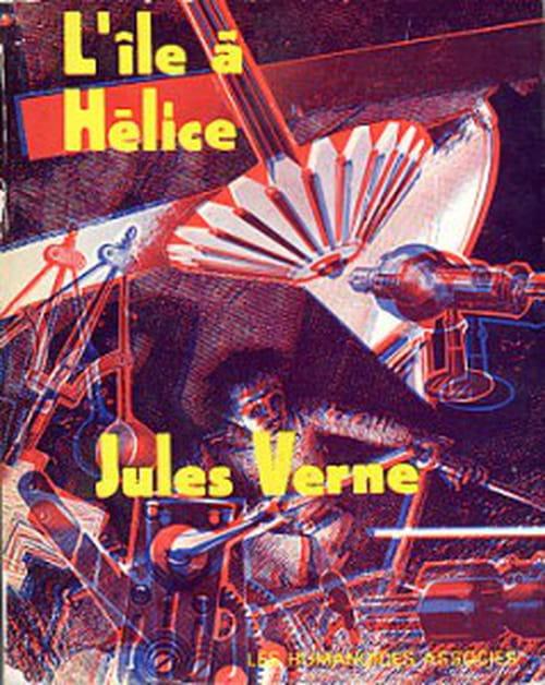 """L'île à hélice, cassandre des """"ghettos de riches"""", par Jules Verne"""