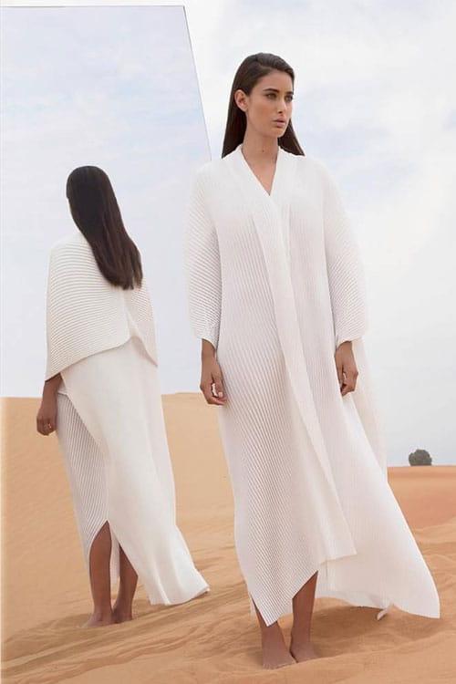 للمصممة الجزائرية فايزة بوقصة