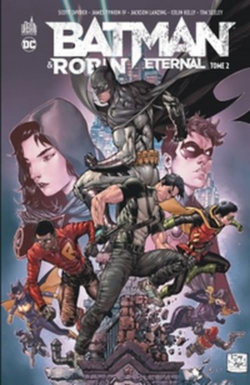 Batman & Robin Eternal, tome 2