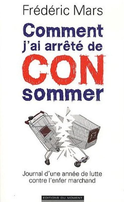 """""""On est foutus, on consomme trop"""", selon Frédéric Mars"""
