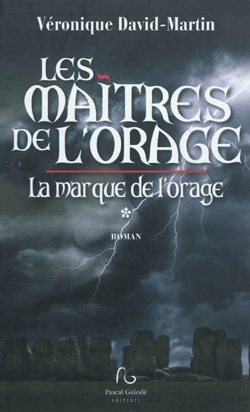Les maîtres de l'orage  de Véronique David-Martin - une trilogie à découvrir