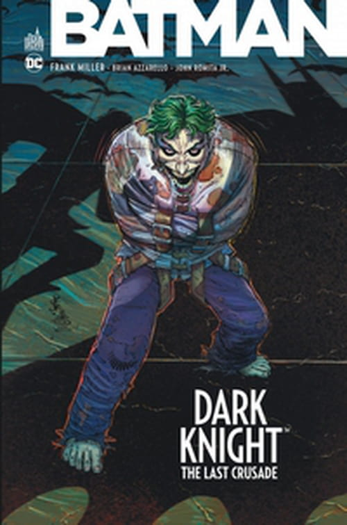 Dark knight : Last crusade