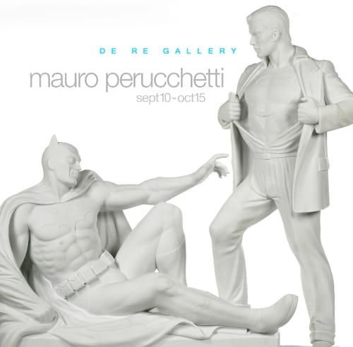 Le néo pop-art de Mauro Perucchetti