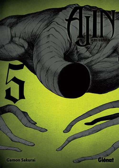 Ajin, tome 5 : la révolte des fantômes