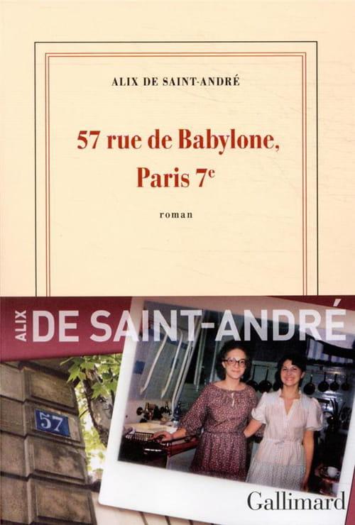 Alix de Saint-André : Paris fut une fête