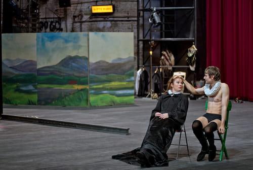 """Avec """"Les Beaux Jours d'Aranjuez"""" le théâtre de l'Odéon n'a que trouvé les mots de l'amour..."""